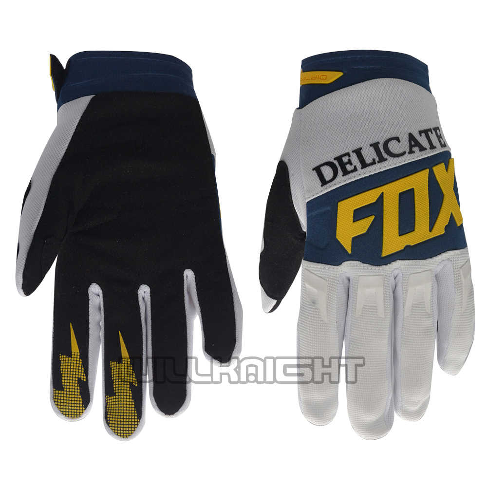 New Fox Glove Racing Motorcycle Gloves Cycling Bicycle MTB Bike Riding S1
