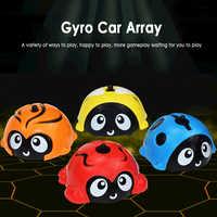 Magical Gyro Toys Captain Car Toy Battle Gyro Inertial Car Spinning Top Party Favor Boys Toys