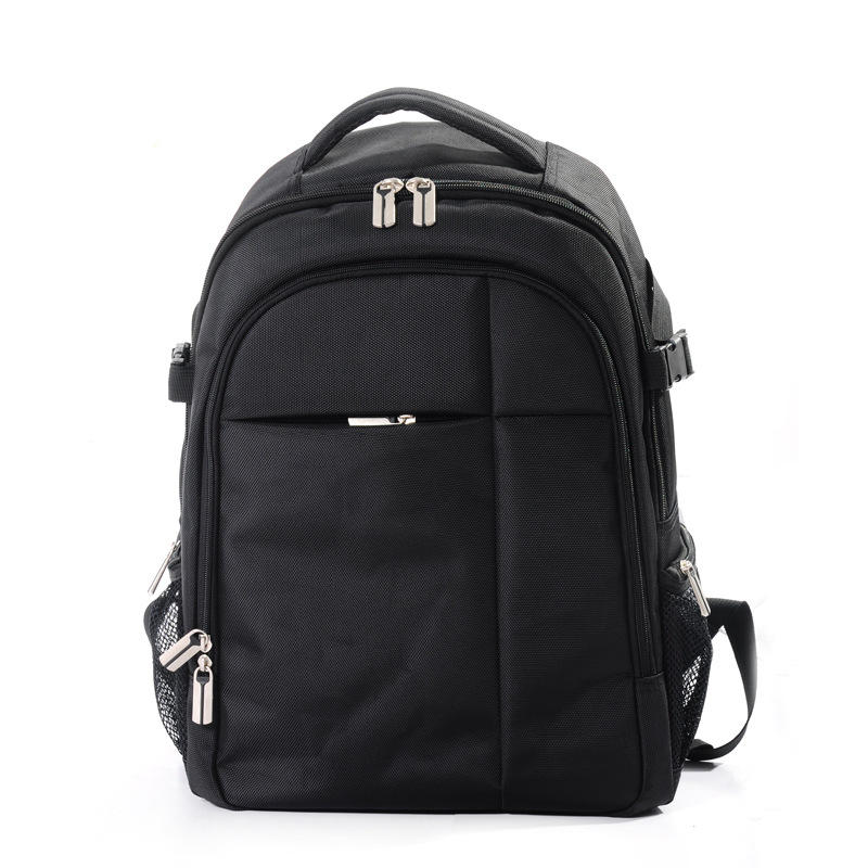 Computer Backpack Travel Casual Backpack Solid Color Computer Bag Insurance Car Gifts image