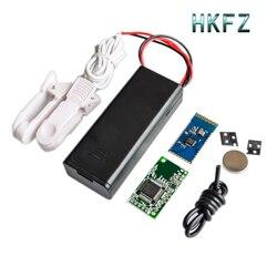 Bluetooth Brain wave acquisition module TGAM suite NeuroSky The mind control Development game control