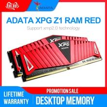 ADATA XPG Z1 8GB 16GB ذاكرة عشوائيّة للحاسوب المكتبي 2666MHz 3000MHZ 3200MHZ ذاكرة الوصول العشوائي 1.2 V 1.35 V PC4 للوحة الأم DDR4