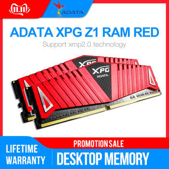 ADATA XPG Z1 8GB 16GB Desktop Memory 2666MHz 3000MHZ 3200MHZ RAM Memorye 1.2V -1.35V PC4 for DDR4 Motherboards - SALE ITEM - Category 🛒 Computer & Office