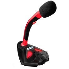 Мини игровой компьютер микрофон с Держатель телефона профессиональный караоке аудио студийный микрофон для компьютера ноутбук