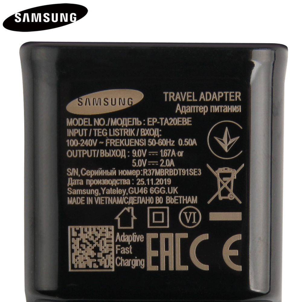 Big Sale #f6ef Original Fast Charger Adapter EP TA20EBE