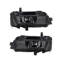 Auto Front Fog Light Lamp Assembly with Halogen Bulb for VW Volkswagen Golf MK7 2013 2014 2015 2016 2017 5GG941661 5GG941662 2pcs free shipping for skoda octavia a7 mk3 2013 2014 2015 2016 new pair of front halogen fog lamp fog light with bulb