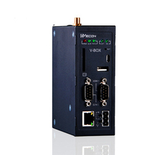 Gateway-Support IOT Industrial on V-BOX Webscada Most-Plcs RS232 And Modbus The Cloud-Through