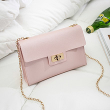 2019 Fashion Women Handbag Messenger Bags PU Leather Shoulder Bag Lady Crossbody Mini Female Crown Evening pink bag