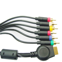 Component AV Audio Video  Cable   AV Cable  cord for Sony for  PS3