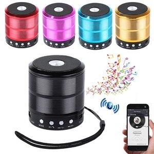 Image 1 - WS 887 Bluetooth Speaker Mini Bluetooth Sound Box Wireless portable bluetooth speaker TF card supported