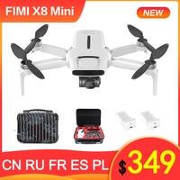 Original FIMI X8 Mini Drone GPS Wifi 5,8G 4K HD Kamera Drone 250g-class 30 Minuten 8km Fernbedienung control RC Quadcopter Hubschrauber