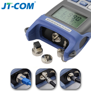 Image 2 - Tester di fibra Ottica Optical Power Meter  70 + 10dBm e Visual Fault Locator VFL 10km 30km Ottico fibra tester  50 + 26dBm