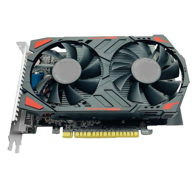 Original New Geforce GTX 750 Ti 2GB GDDR5 Video Card GTX750 Ti 2 GB Desktop Graphic Card 128 Bit PCI Express 3.0 HDMI DVI VGA