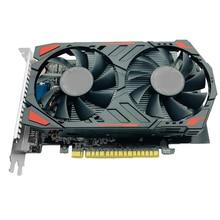 Oryginalny nowy Geforce GTX 750 Ti 2 GB GDDR5 karty wideo GTX750 Ti 2 GB pulpit karta graficzna 128 Bit PCI Express 3.0 DVI HDMI VGA