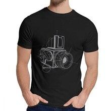 Gran Hasselblad Vintage Cámara Camiseta para Hombre Nuevo diseño increíble Camiseta de cuello redondo