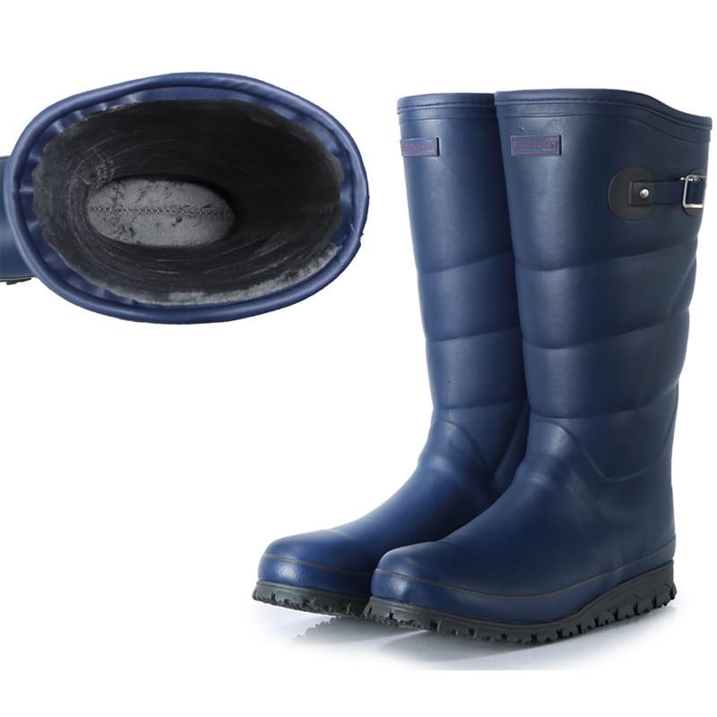 New Warm Winter Ice Fishing Snow Boots  4