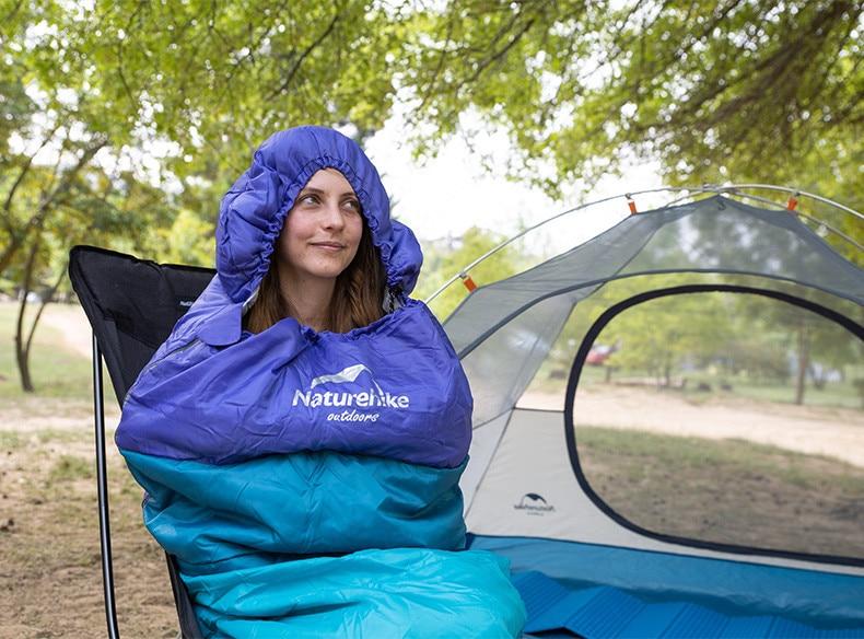 viagem ao ar livre sacos de dormir
