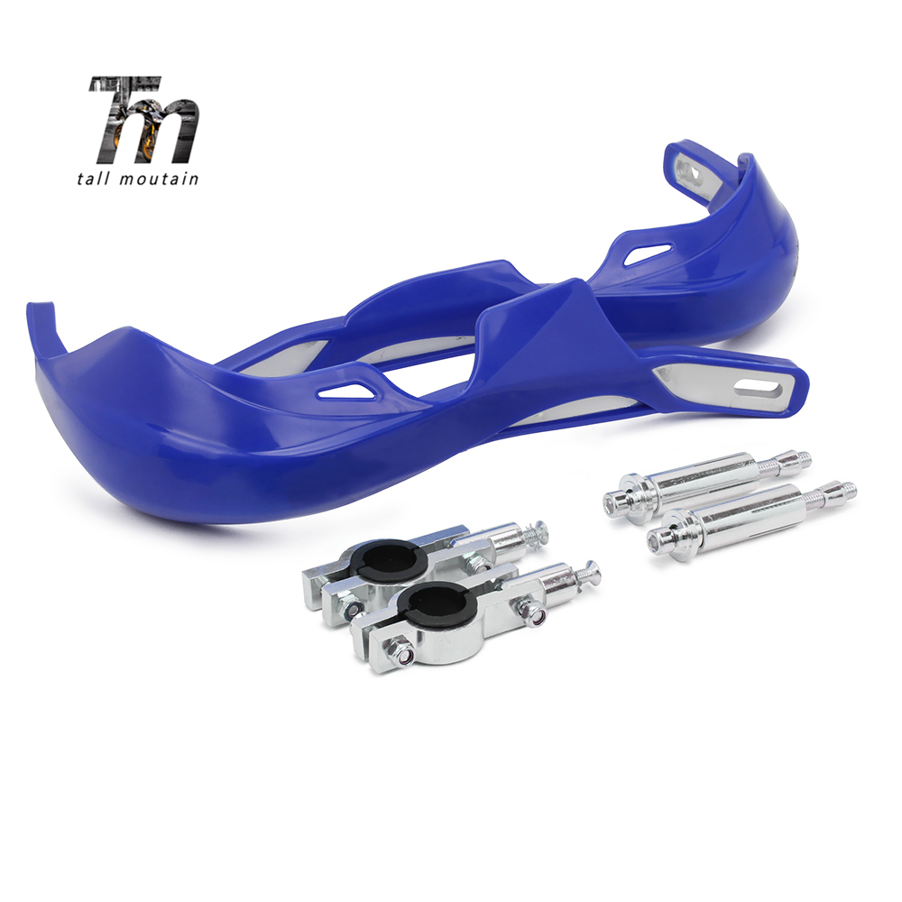 1 Pair 22MM 28MM Motorcycle Hand Guards Handguard Handle Protector Shield Motorbike For <font><b>YAMAHA</b></font> YZ YZF WR WRF <font><b>TTR</b></font> <font><b>125</b></font> 250 400 450 image