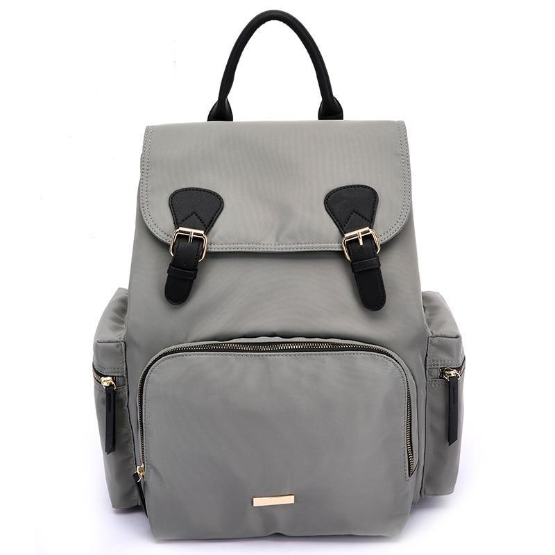 Mommy Bag Mom Travel Multifunctional Handbag   Large Capacity Baby Diaper Fashion Infant Nursing Care Stroller Backpack