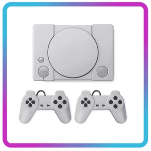 Retro Games Console Double Players 8 Bit TV Video Games Controller Built-in 620 Games AV Output Handheld Gaming Player Machine