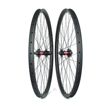 WM-i25A-9 carbon mtb disc wheels 29er mtb wheelset mtb bike 30x25mm Asymmetric tubeless Mountain bicycle 2 warranty 435g am 29er carbon mtb rim mountai bikes rim am 29er mtb 36mm width mtb bicycle rims 28h 32h 3k glossy tubeless mtb rims