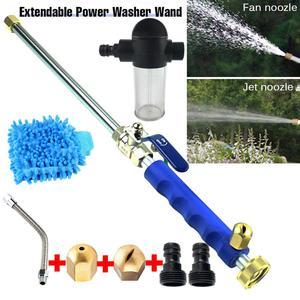 Высокое давление струи Мощность Шайба палочка-обновление водяной шланг сопло садовый шланговый разбрызгиватель для автомобиля и окна моющ...