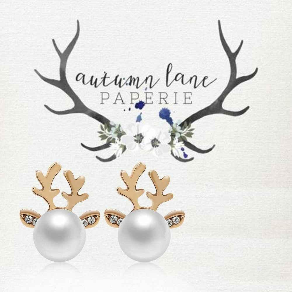 Femmes dominées nouvelle mode perle boucles d'oreilles personnalité métal géométrie goutte d'eau types de boucles d'oreilles exagérées bijoux