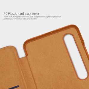Image 4 - Xiaomi mi 10ケースnillkin秦シリーズpuレザーxiaomi Mi10 lite mi 10tプロ5グラム