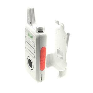 Image 3 - WLN KD C1 plus UHF 400 470MHz MINI ręczny nadajnik fm KD C1plus dwukierunkowy Radio Ham komunikator Walkie Talkie z scrambler