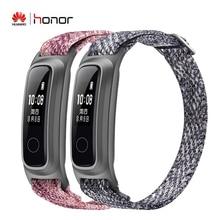 Huawei Honor Band 5 basket ball Version montre intelligente étanche Bracelet intelligent guidage de course intelligent bande intelligente 2 Modes de port