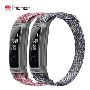 Image 1 - Huawei reloj inteligente Honor Band 5 resistente al agua, 2 modos de uso, para correr