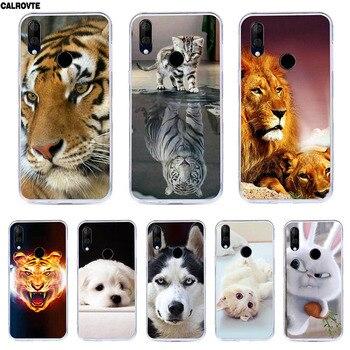Перейти на Алиэкспресс и купить Для BQ 6040L Magic Case Роскошный чехол из ТПУ и силикона Чехлы для BQ-6040L Magic Phone задняя крышка для BQS 6040L Magic Funda Coque