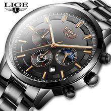 Relojes 2020 腕時計メンズligeファッションスポーツクォーツ時計メンズ腕時計トップブランドの高級ビジネス防水時計レロジオmasculino