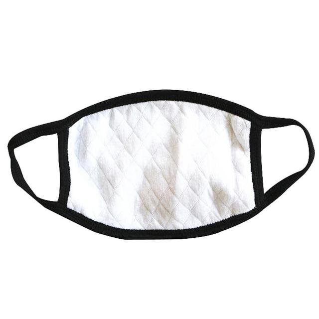 New Unisex Dust Anime Cartoon Cute Mask Cotton Mouth Mask Adjustable Face Masks Exhaust Gas Running Cycling Outdoor Activities 2