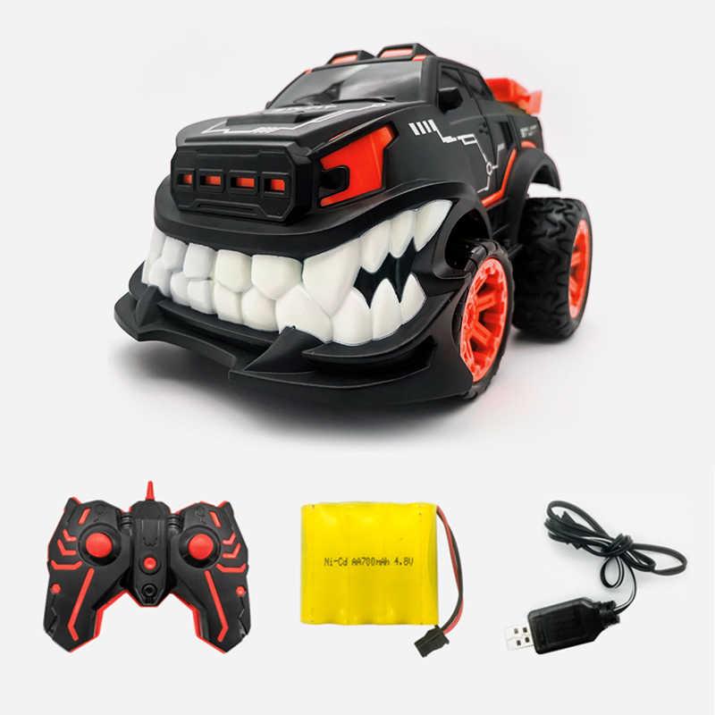 RC автомобиль трюк автомобиль 360 ° вращается и переворачивается гоночный автомобиль дистанционного управления для детей подарок на день рождения светильник на радиоуправлении светодиодные машины для детей