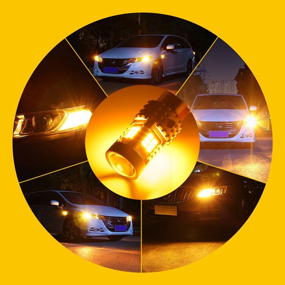 lâmpadas, luz de seta do carro para bmw audi ford vw