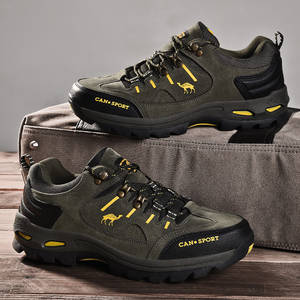 Mountain-Boots Athletic-Shoes Trekking Outdoor Climbing Sport Waterproof Winter Mens