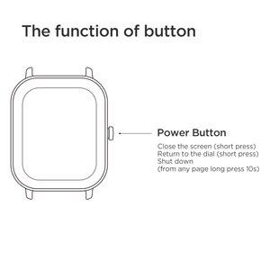 Image 5 - Huami Amazfit GTS Global Version Smart Watch 5ATM Waterproof 14 Days Battery GPS Music Control Like Apple Watch