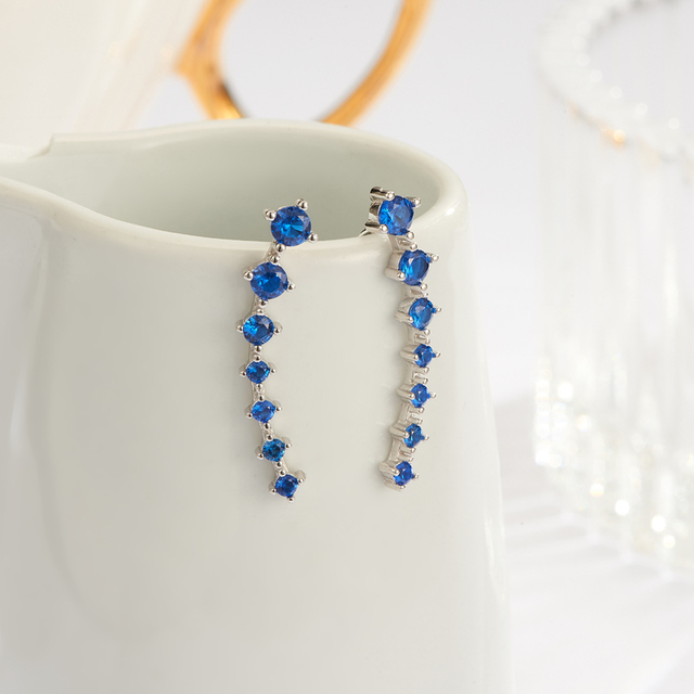 Beautiful  Ear row design earrings 6