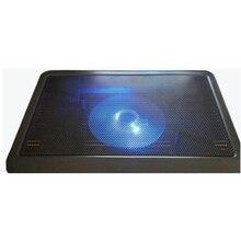 1 шт. черный ультра тонкий ноутбук охлаждающая подставка Регулируемая подставка ноутбук вентиляционный вентилятор USB компьютер кронштейн для охлаждения