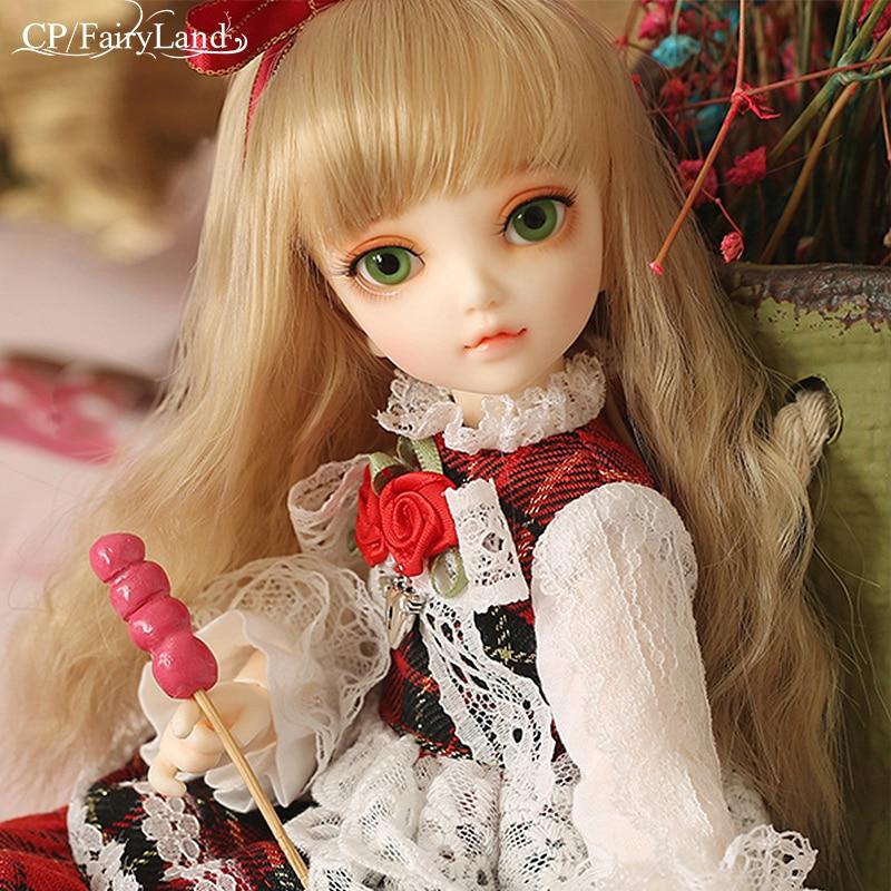 1/6 Doll BJD Fairyland Littlefee Chloe Fullset FL Model Girls Boys Eyes High Quality Toys Shop Resin Luts LCC Lati