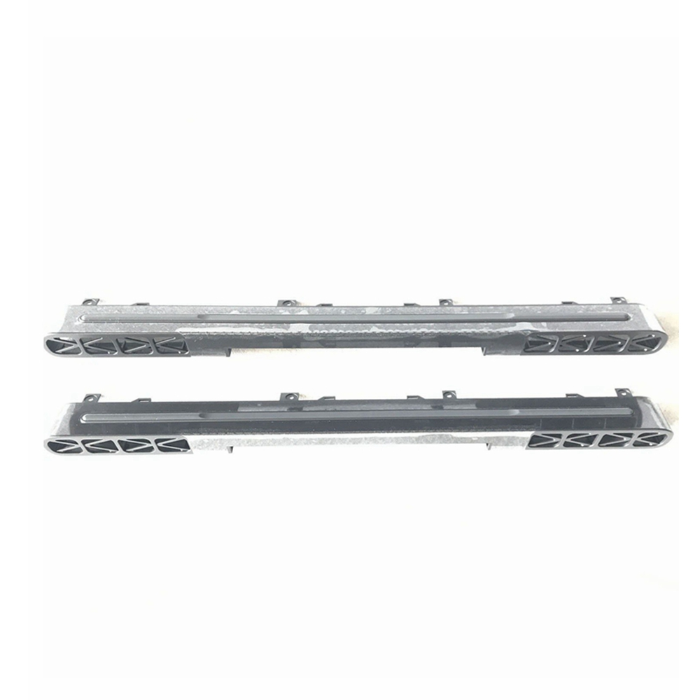 New Hinge Clutch Cover FOR Dell Inspiron 15 15R 7000 7566 7567 Hinge Tail Rear Trim Cover 0D4X69 D4X69