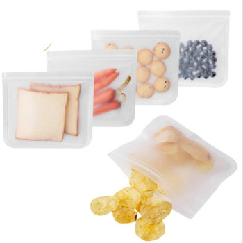 Silicone containers for food storage 4