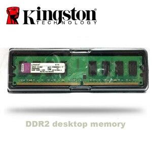 Image 3 - קינגסטון מחשב 1GB 2GB PC2 DDR2 667Mhz 800 Mhz 5300s 6400s שולחן העבודה זיכרון RAM 1g 2g 4g DIMM 667 800 Mhz