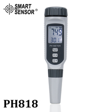 Tester Acidometer Aquarium PH PH818 Water-Ph Portable Pen-Type Professional