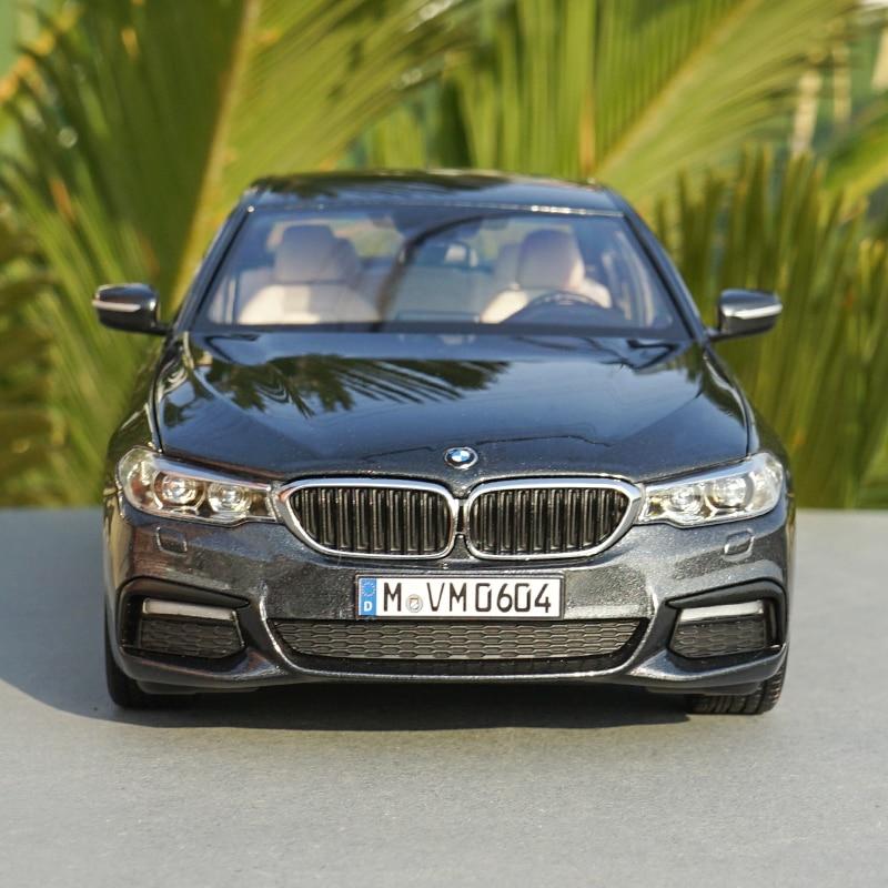 Car Model BMW All New 7 Series 750 Li 2017 1:18 SMALL GIFT!!!!!!! White