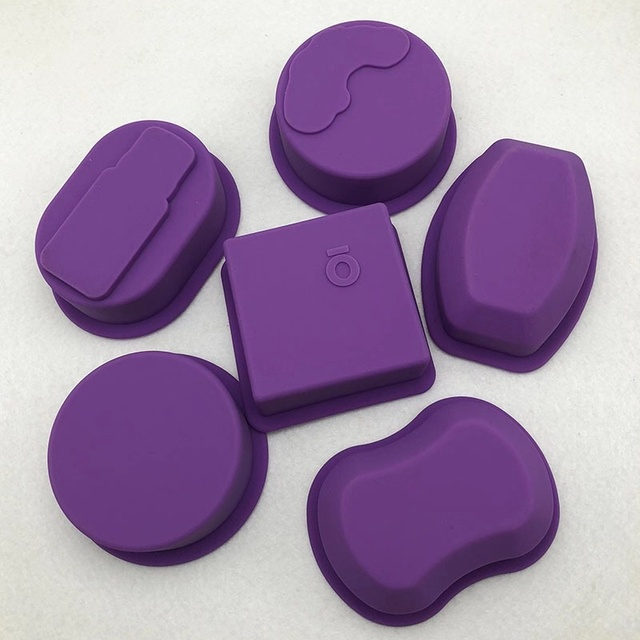Doterra 3D Silicone Molds for Soap Making Essential Oil Soap Making Molds Candle Mold DIY Soap Silicone Molds Decorating Tools