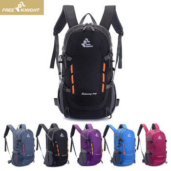40L Camping Hiking Backpack For Travel Men/Women Waterproof Mountaineering Trekking Backpack Sport Outdoor Climbing Bag Rucksack men s 80l large hiking mountaineering backpack climbing hiking backpack camping backpack sport outdoor rucksack bag