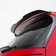 Para volkswagen golf mk7 mk7.5 spoiler 2014-2018 golf 7 goif 7.5 spoiler abs material de alta qualidade asa traseira do carro cor spoiler traseiro