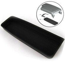 1 * preto centro caixa de armazenamento braço bandeja recipiente interno do carro 51167118064 para bmw série 3 e90 e91 e92 e93 acessórios