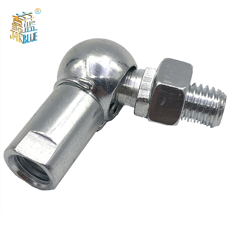 1pcs Quality Ball Head Joint Rod End Bearing M5 M6 M8 M10 Right Angle CS8/CS10/CS13/CS16 Anti-dust Ring